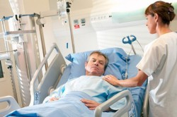 Госпитализация тяжело больных