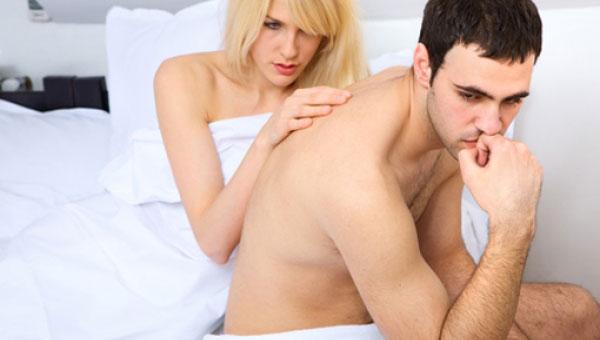 Половое бессилие у мужчины