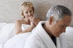 Импотенция в пожилом возрасте