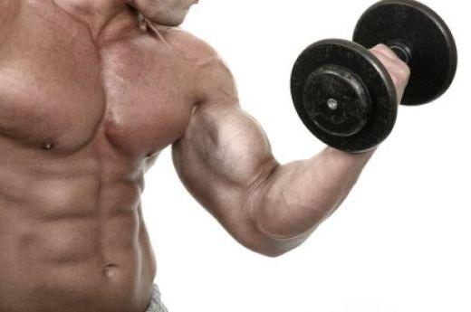 Накачанные мышцы