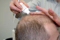 Капсульная методика восстановления волос