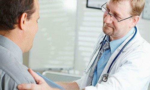 Консультация с врачом при ожирении