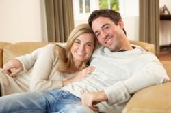 Крепкие отношения с женой