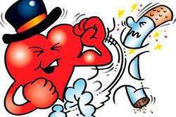 Пагубное влияние курения на сердце