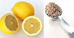 Лимон и овес