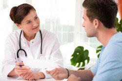 На консультации у эндокринолога