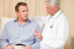 На приеме у лечащего врача