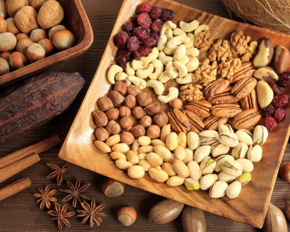 какие орехи полезные для мужчин
