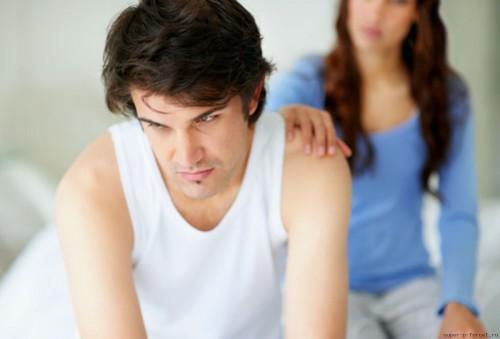 Проблемы в сексуальной жизни мужчины