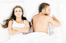 Сексуальные проблемы с постоянной партнершей