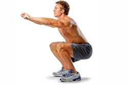 убрать жир лобковой части упражнения
