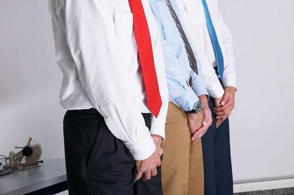 Трудности с мочеиспусканием у мужчин