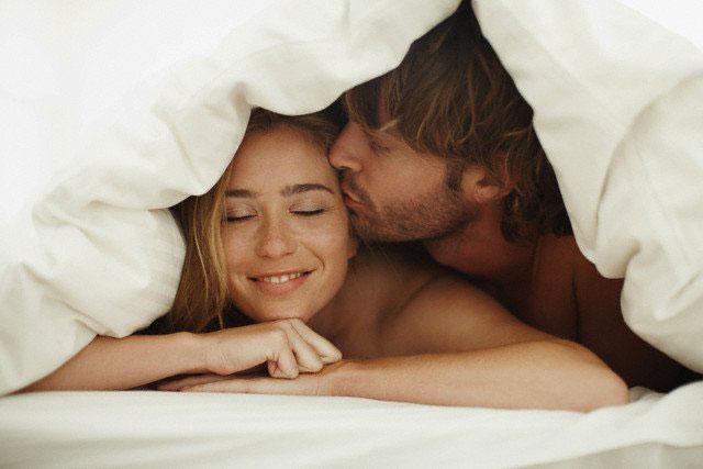 Сексуальные отношения мужчины и женщины
