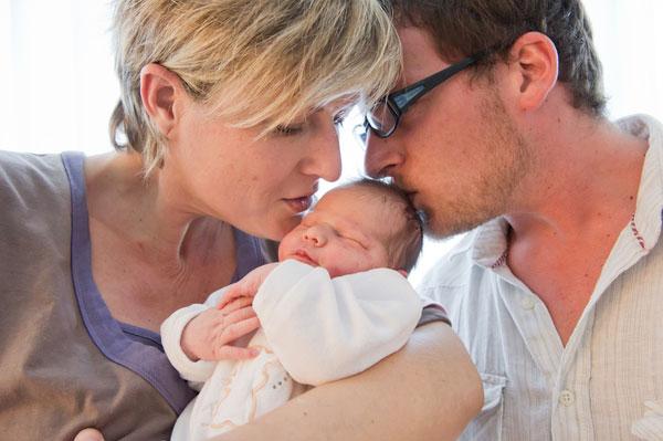 Желанное рождение ребенка