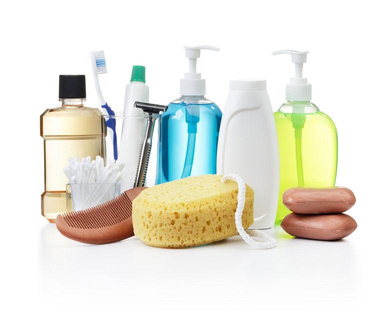 Средства гигиены для предупреждения кожных болезней