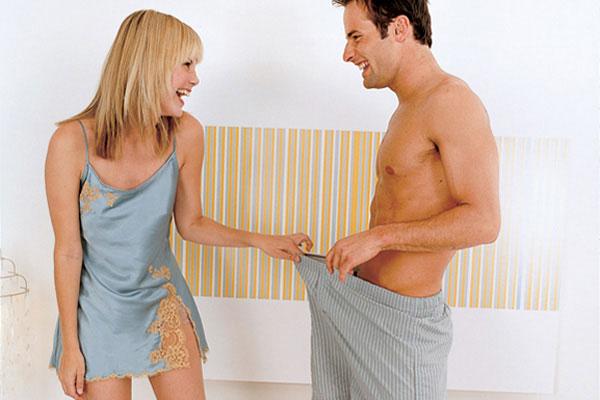 Увеличение мужской потенции