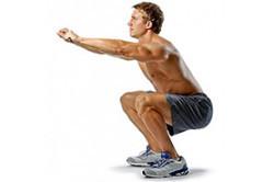 Приседания для укрепления мышц
