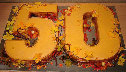 Юбилейны торт