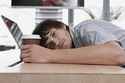 Упадок сил и сонливость