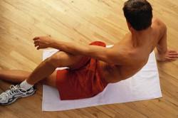 Укрепление потенции с помощью физических упражнений