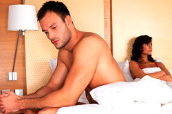 Снижение половой функции у мужчин