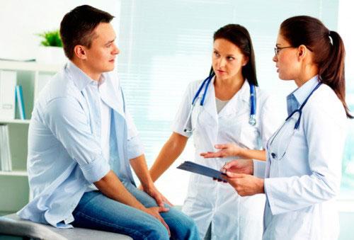 Диагностика мочеполовой системы