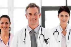 Помощь квалифицированных врачей