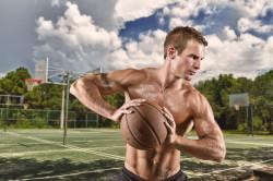 Активная физическая деятельность