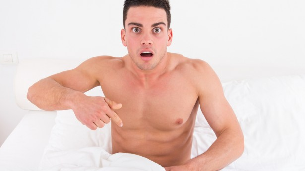 Изменение пигментации полового члена