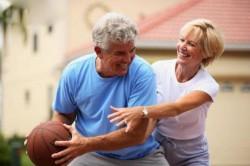 Физическая активность в зрелом возрасте