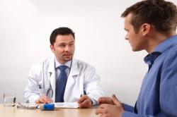 Консультация врача по поводу гематурии