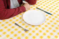 Нарушение аппетита из-за уменьшения количества цинка