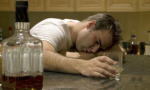 Пожвижность сперматозоидов под алкоголем