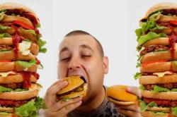 Нерациональное питание