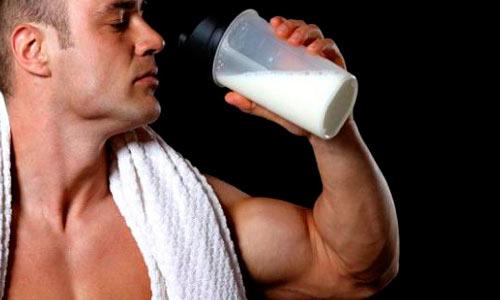 Польза протеина
