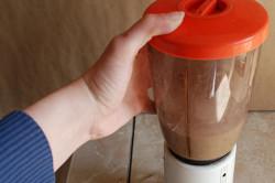 Приготовление протеинового коктейля