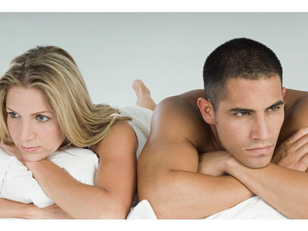 Проблемы в постели у мужчин