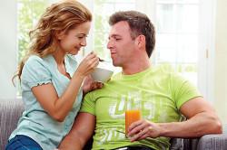 Сбалансированное питание для поднятия уровня тестостерона