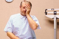 Появление симптомов везикулита