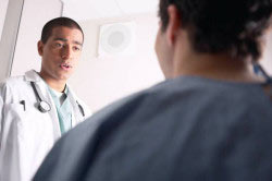 Уменьшение интенсивности симптомов заболевания