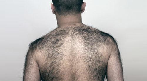мужик волосатой спиной фото