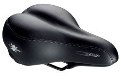 Анатомическая форма велосипедного седла