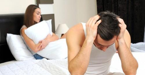 Заболевание половой системы у мужчины