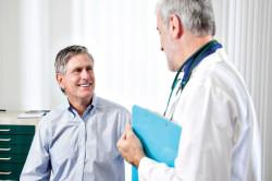Диагностика болезни у врача