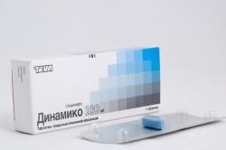 Препарат Динамико