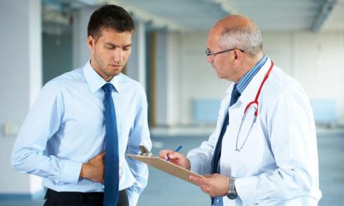 Консультация врача перед приемом антибиотиков
