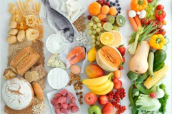 Пример здорового питания