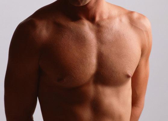 Молочные железы у мужчины