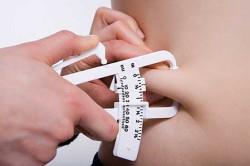 Измерение жировых отложений