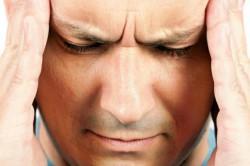 Симптомы ВИЧ - головная боль и повышенная температура